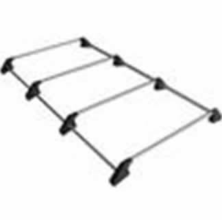 Venter Leisure Trailer 6ft aluminium roof rack