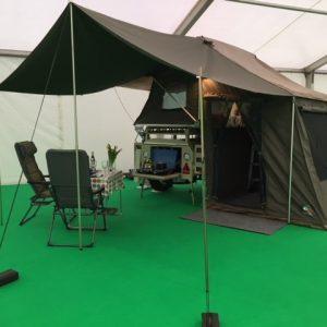 Savuti Trailer Tent