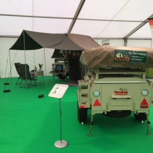 Savuti off road trailer tent