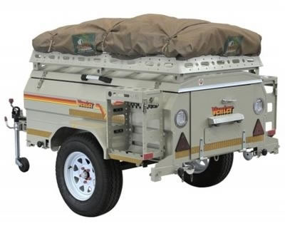 Savuti off road trailer tent