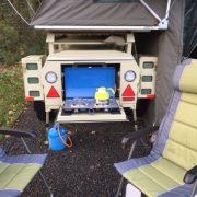 Venter Savuti trailer tent