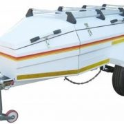 Venter leisure Trailer voyager 6