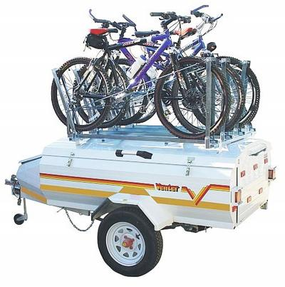 Venter 4 Cycle rack